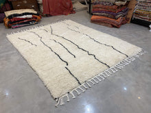 Load image into Gallery viewer, Moroccan Berber Rug - Beni Ouarain 2