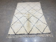 Load image into Gallery viewer, Moroccan Berber Rug - Beni Ouarain 28