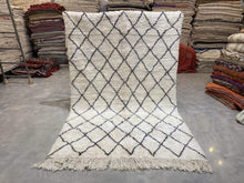 Load image into Gallery viewer, Moroccan Berber Rug - Beni Ouarain 5