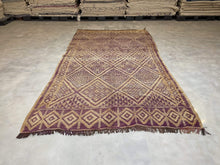 Load image into Gallery viewer, Moroccan Berber Rug - Vintage Rug 14