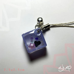 Diamond Shaker Phone Strap [C]
