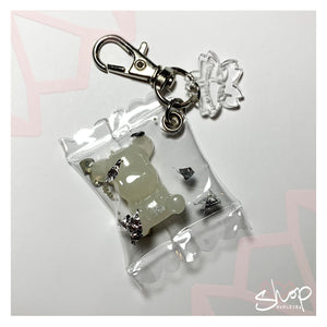 Mini Bear Candies Keychain