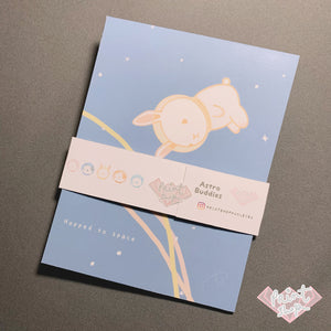 Astro Buddies Postcard Set (5 Cards)