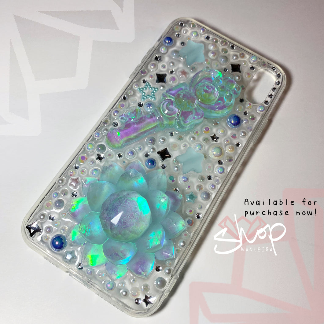 Iphone XS Magical Girl Phone Case