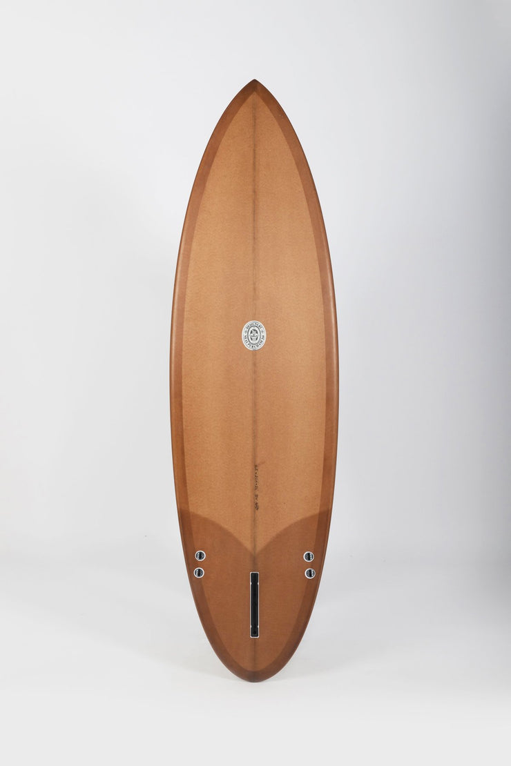 NPJ SURFBOARD  2+1 6'2 SINGLE STRINGER