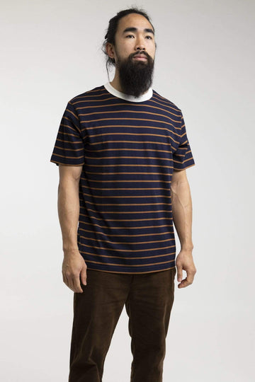 Vintage Stripe T-Shirt Navy