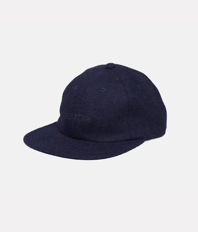 STANDARD CAP NAVY HEATHER