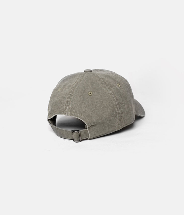 Rhythm Basic Cap Olive Back