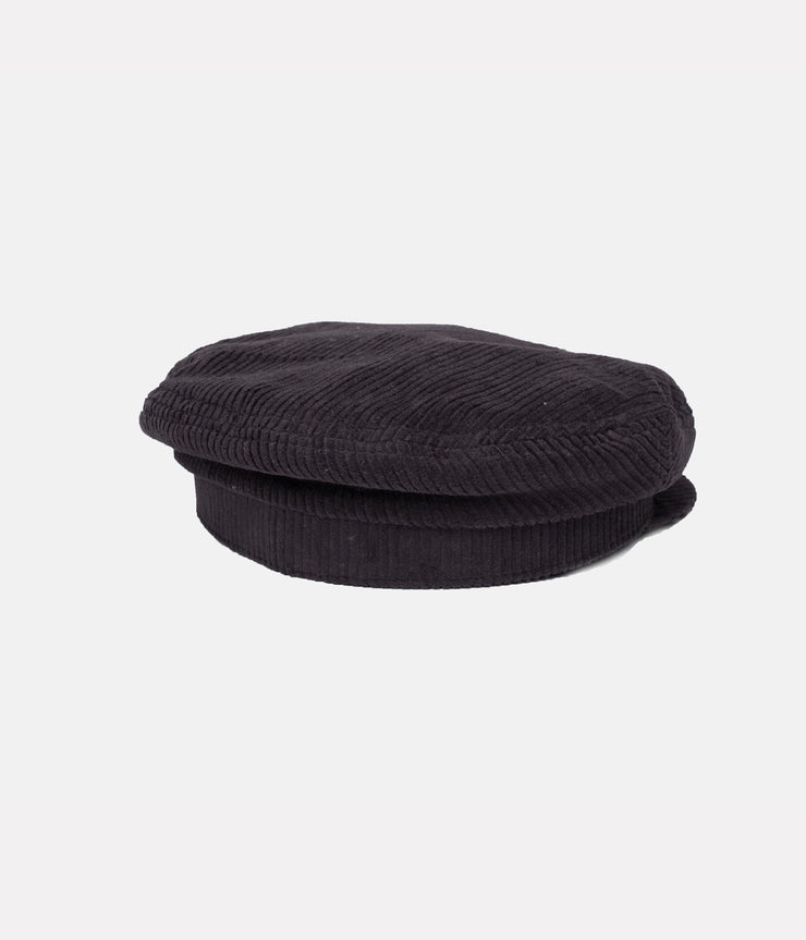 FISHERMAN CAP BLACK