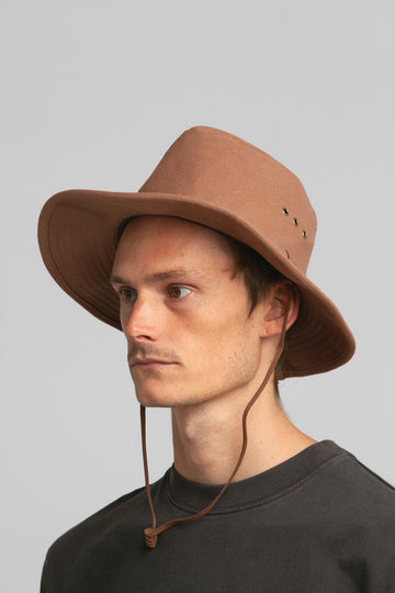 Shelter Hat Tobacco