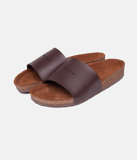 MENS SLIDE BROWN
