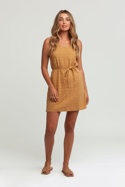 Amalie Dress Honey