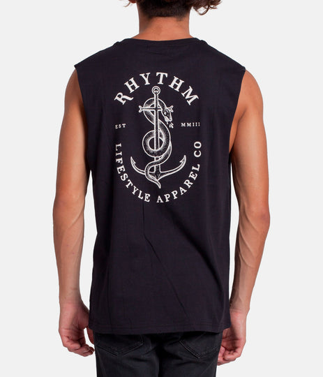 ANCHOR TANK BLACK
