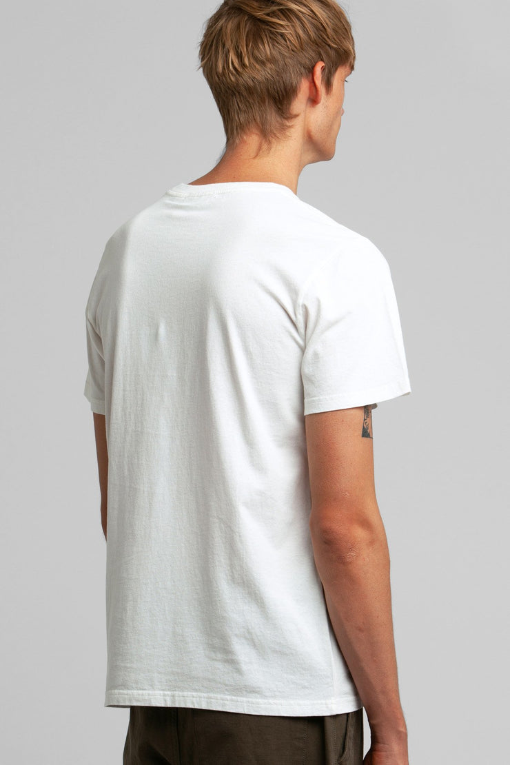 So Pitted T-Shirt White