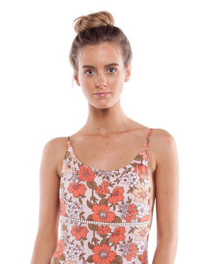 BLOSSOM ONE PIECE BLUSH