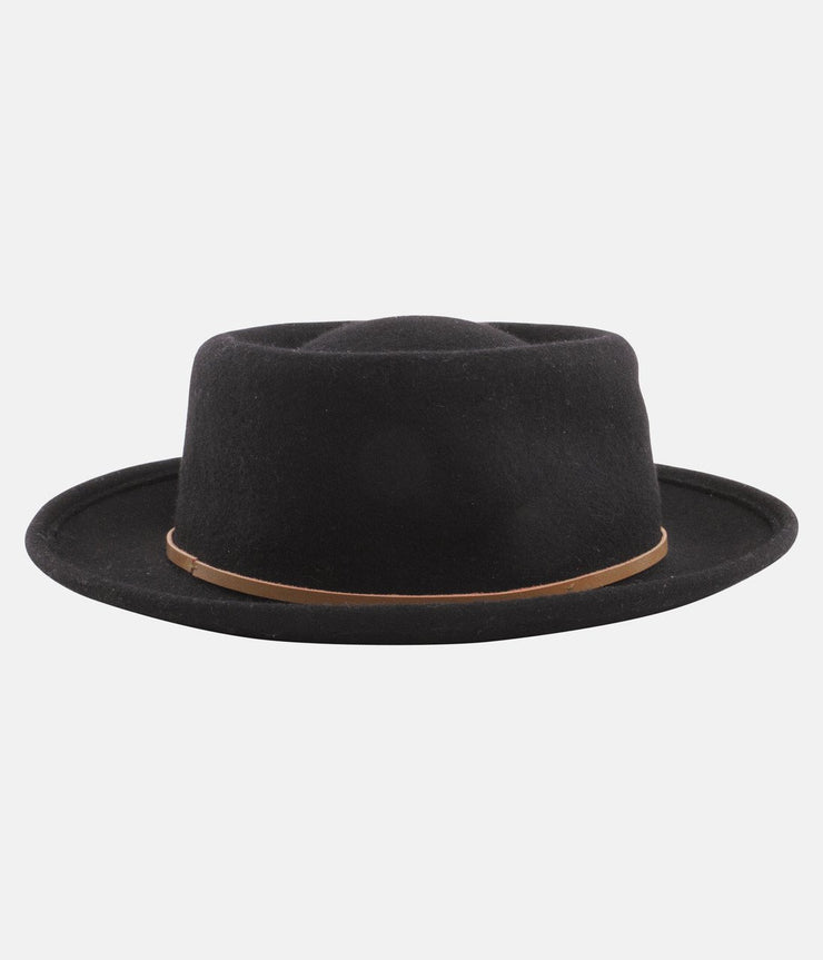 BANGALOW HAT  BLACK