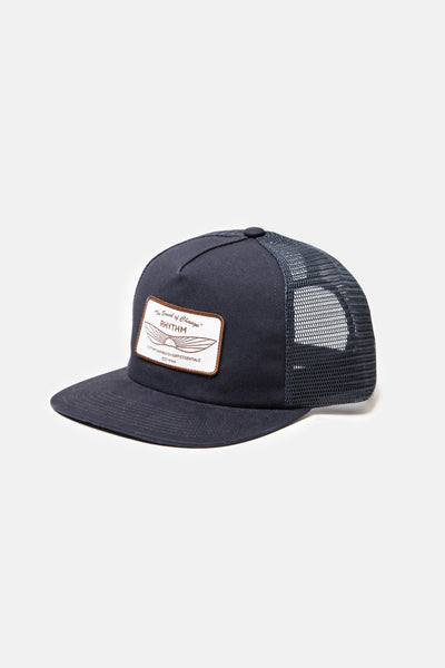 Dawn Trucker Cap Navy