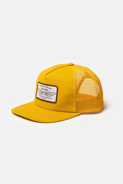 Dawn Trucker Cap Vintage Gold