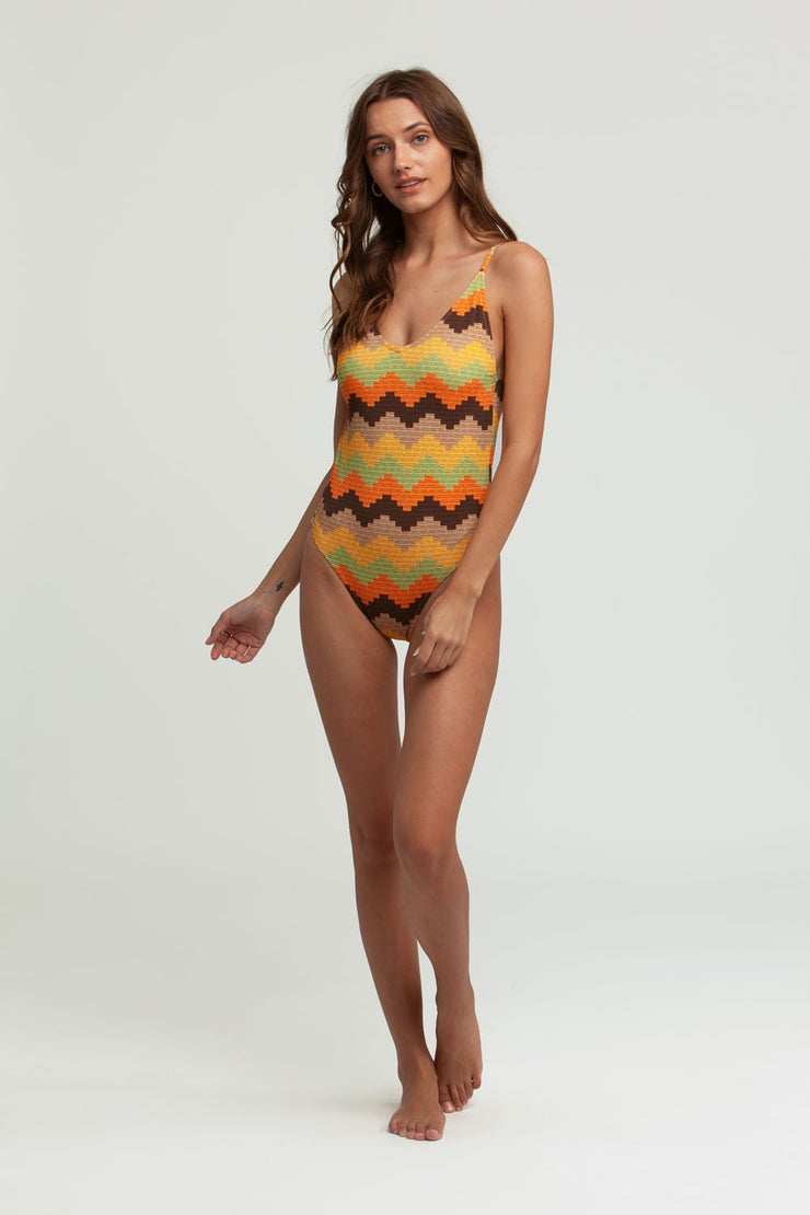 Cozumel One Piece Cocoa