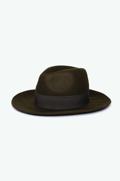 Fields Fedora Olive