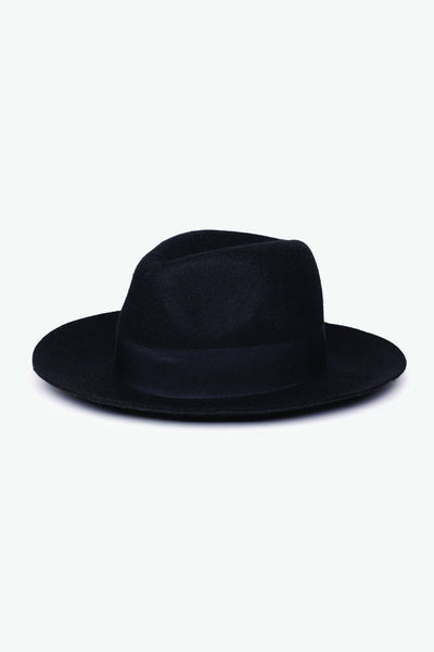 Fields Fedora Vintage Black