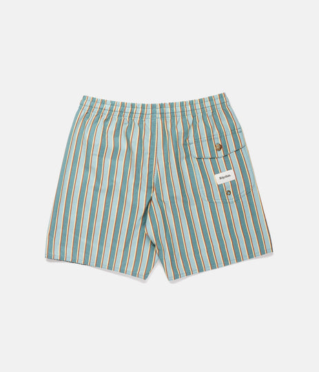 BOYS CUBANA BEACH SHORT TEAL