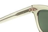DYLAN - SMOKE CRYSTAL POLISHED / GREEN