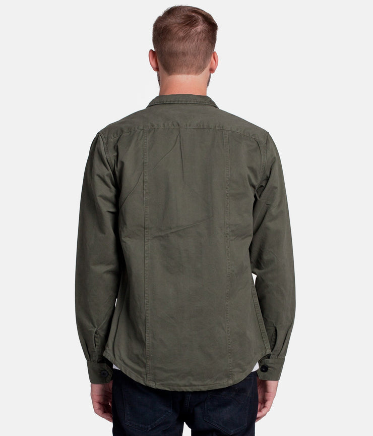 FIELD JACKET LEAF