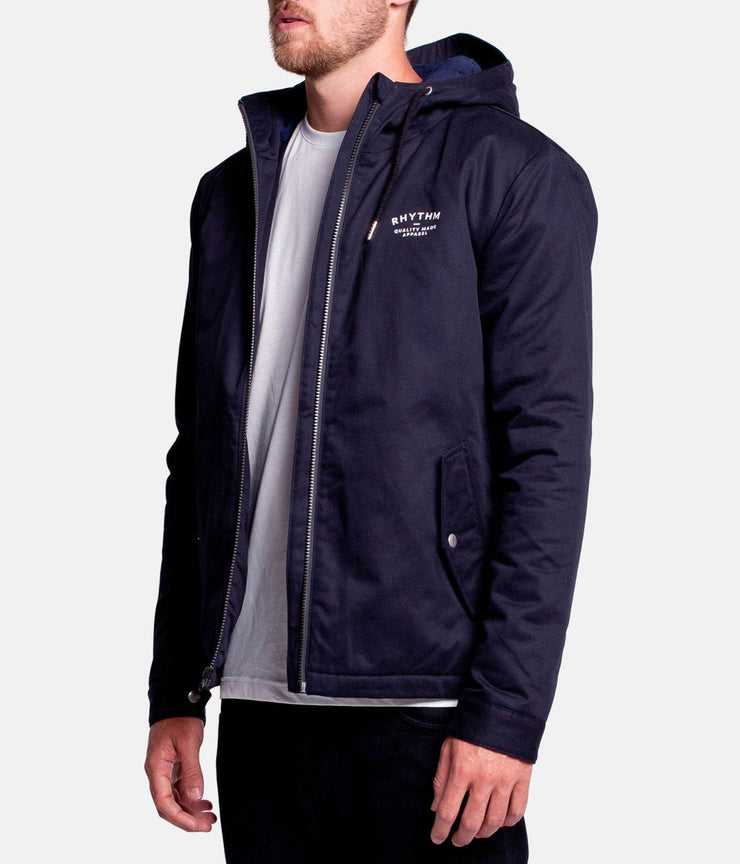 FLEET JACKET NAVY