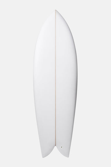 CHRIS CHRISTENSON SURFBOARD FISH 5'8