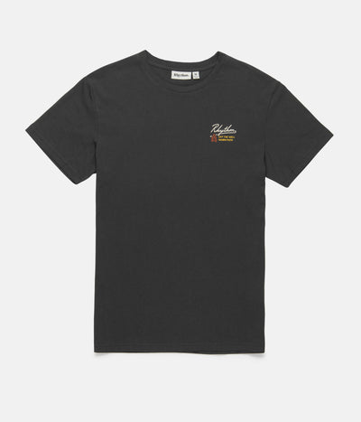 CAMPFIRE T-SHIRT CHARCOAL