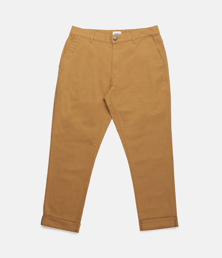 THE BEACH PANT TOBACCO