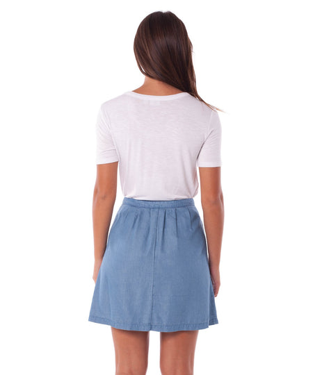 ARUBA SKIRT DENIM