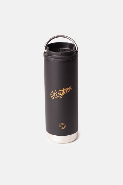 Rhythm X Klean Kanteen Insulated TKWide 16oz Drink Bottle - Black