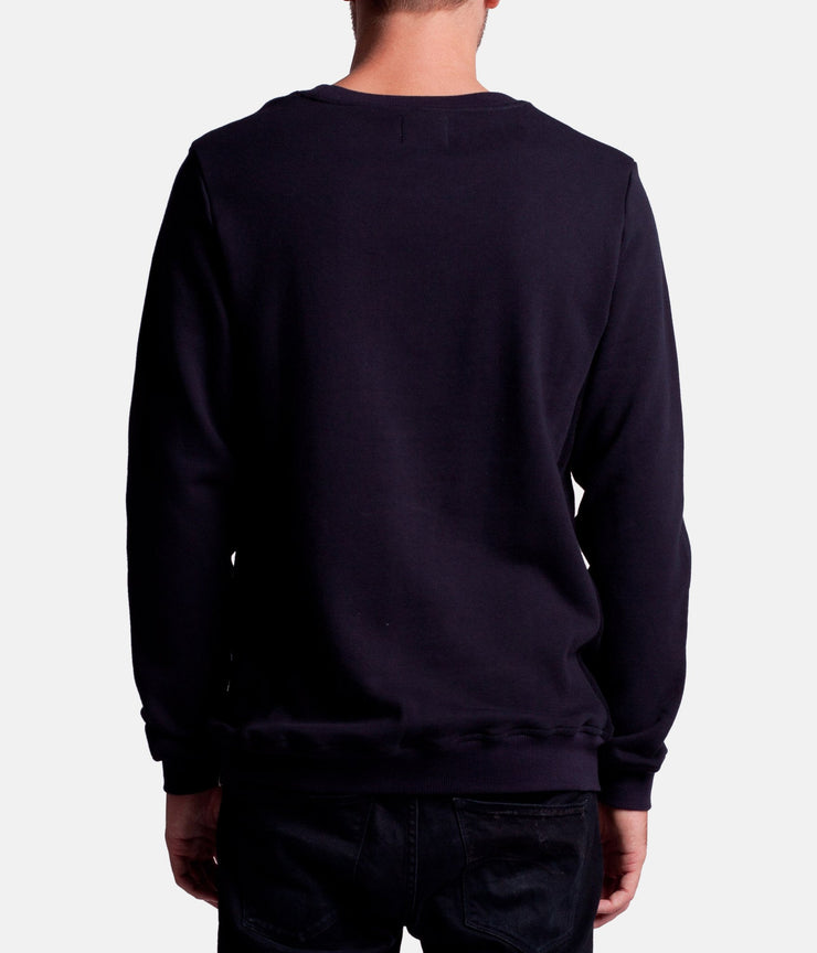 SLOW PULLOVER NAVY