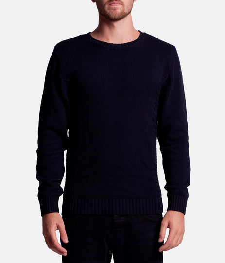 JIMMY KNIT DARK NAVY