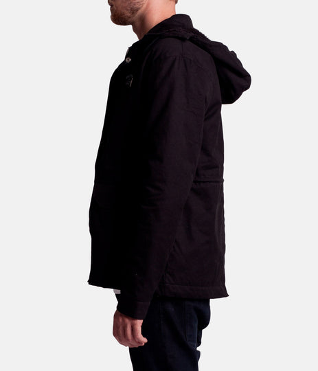 BLENDS JACKET BLACK
