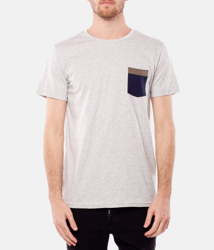 MY T-SHIRT GREY MARLE