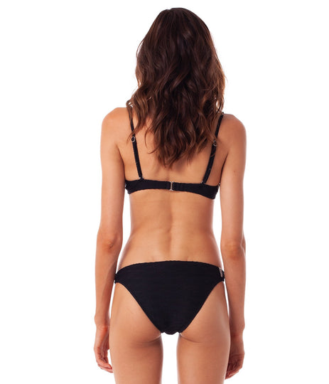 MALDIVES UNDERWIRE TOP BLACK
