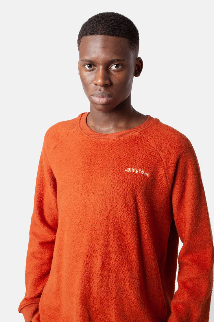 Vintage Pullover Rust