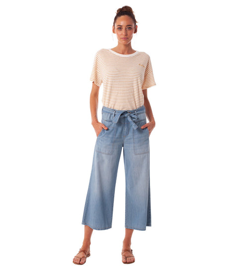 SOHO PANT LIGHT WASH