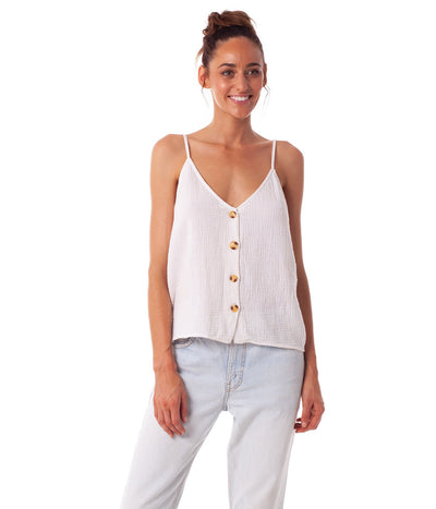 CAMILLE TOP WHITE