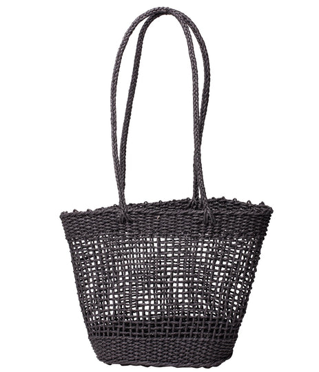 BUNGALOW MARKET BAG BLACK