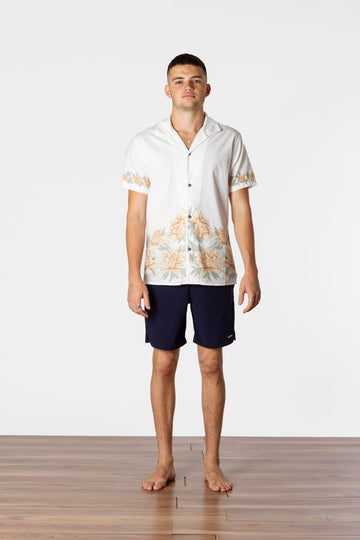 THE EVERYDAY BEACH SHORT INDIGO