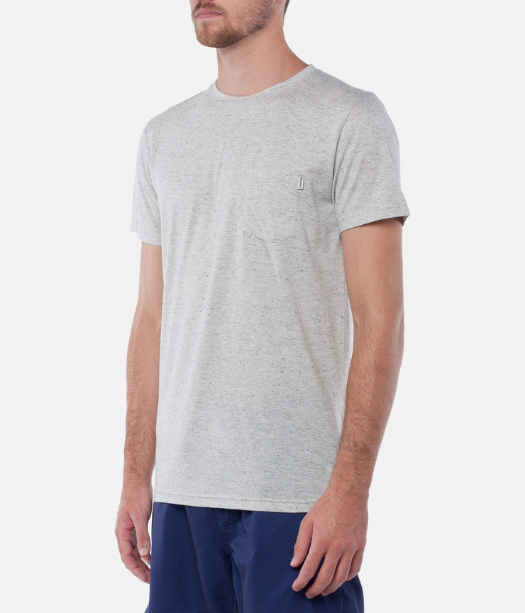 MY T-SHIRT GREY FLECK