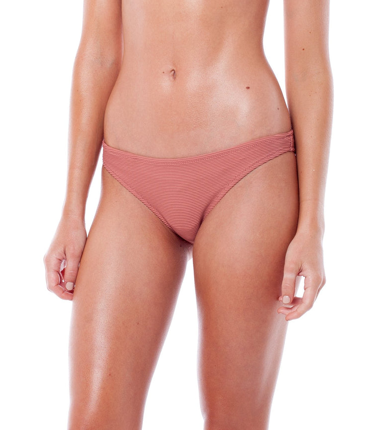 PALM SPRINGS CHEEKY PANT SIENNA