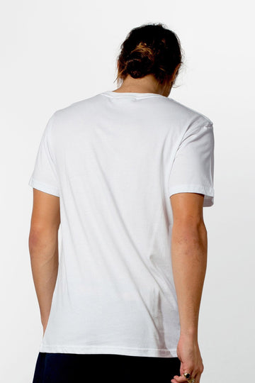 DOWNTOWN T-SHIRT WHITE