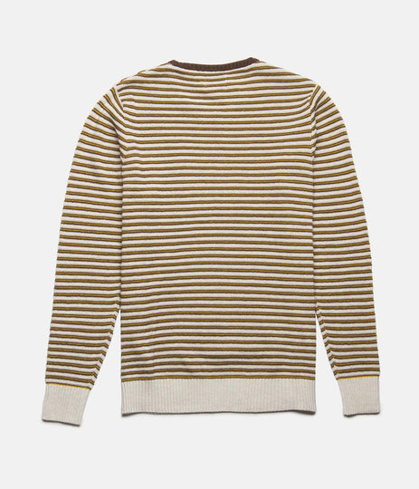 VINTAGE STRIPE KNIT JAVA