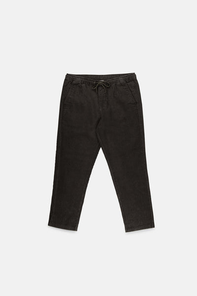 The Cord Sunday Pant Black
