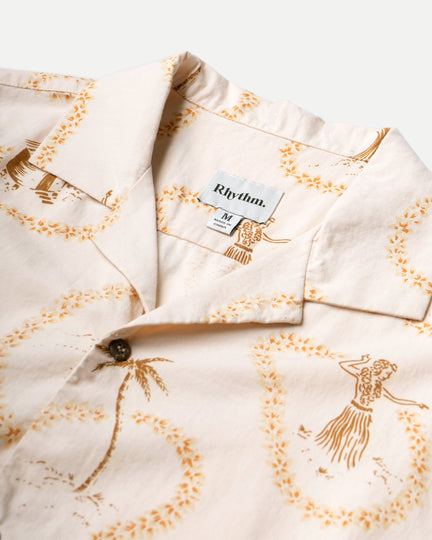 Lei SS Shirt Faded Gold